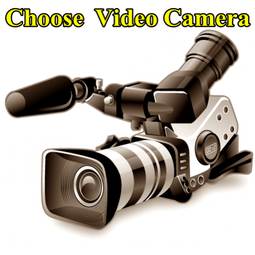 Choose  Video Camera