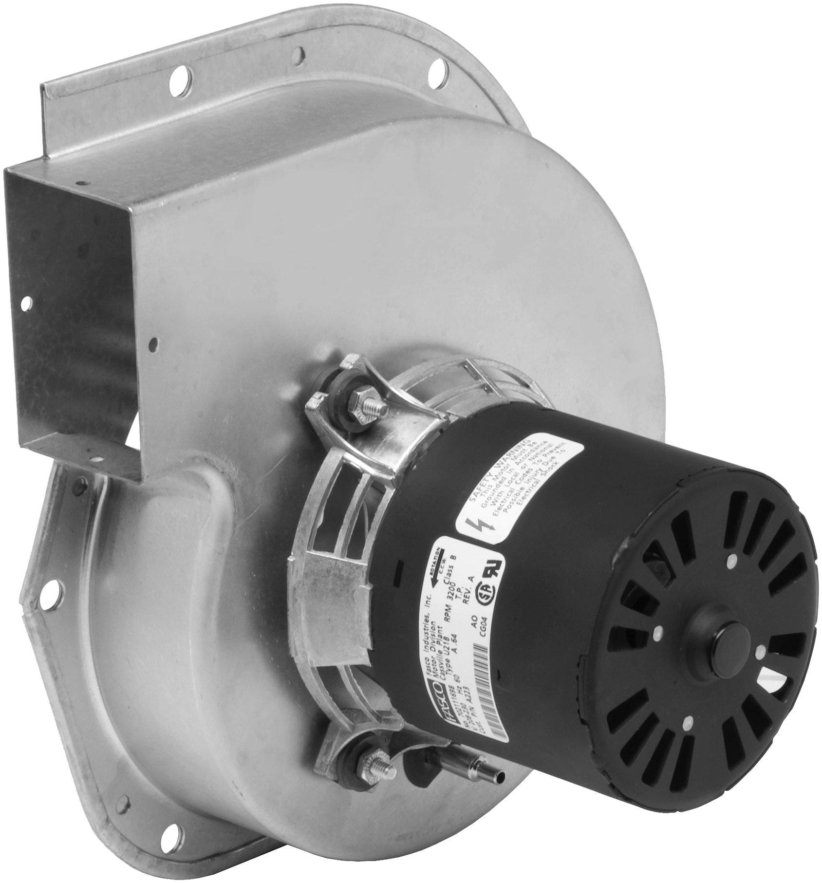 Fasco A223 Specific Purpose Blowers, York 7021-10096, 026-33999-001