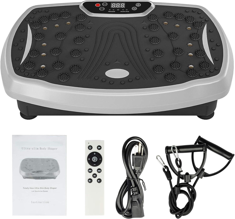 120 Level Vibration Fitness Platform Machine Gym Slim Platform Body Shaper