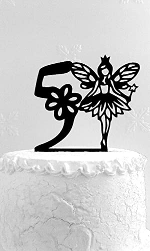 5th Birthday Cake Topper Party Fifth