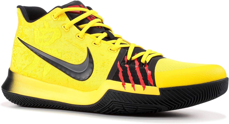 Nike Kyrie 3 Mamba Mentality Bruce Lee