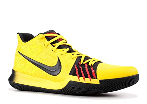buy online 03113 7b276 Nike Kyrie 3 'Bruce Lee' - AJ1672-700 -: Amazon.co.uk: Shoes ...