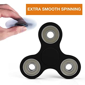 2017 Best FIDGET Spinner Toy for relieving ADHD, Anxiety, Boredom Spins for  up to