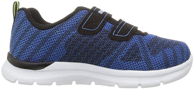 SKECHERS 95052N navy blu scarpe bambino strappi light, blau, 7.5 / 25
