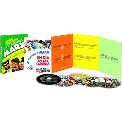 Pack Hermanos Marx [DVD]