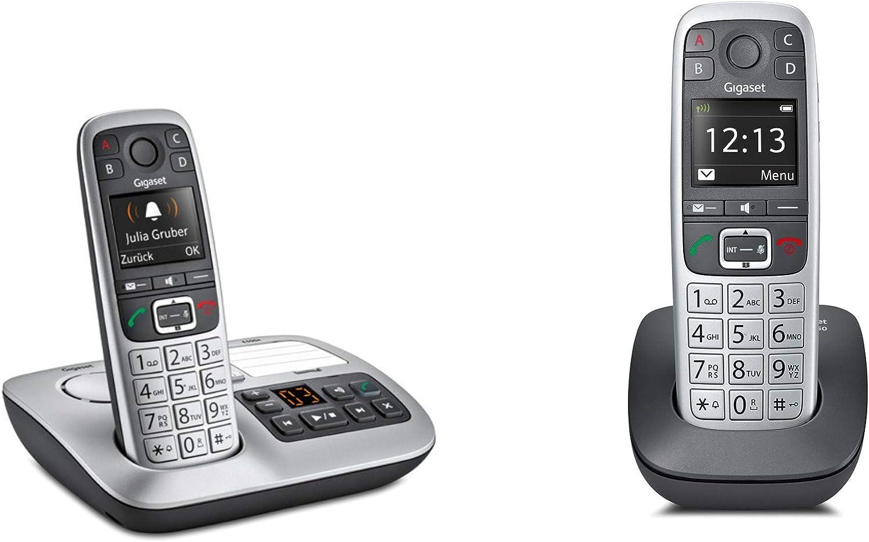 Gigaset Un E560 Duo: Amazon.es: Electrónica