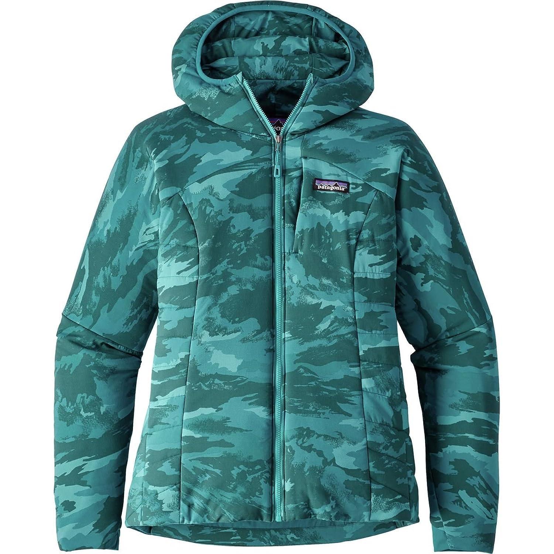パタゴニア アウター ジャケットブルゾン Patagonia Nano-Air Hooded Jacket Women El Nino Ca 1w4 [並行輸入品] B0742ZVQDX