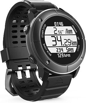 Amazon.com: UWear Reloj inteligente para deportes al aire ...