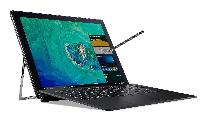 Acer Switch 7 Black Edition, 13.5 2256 x 1504 Touch, 8th Gen Intel i7-8550U, 16GB LPDDR3, 512GB SSD, Windows 10 Pro, Acer Active Stylus, SW713-51GNP-879G