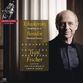 Tchaikovsky: Symphony No 6/Bor