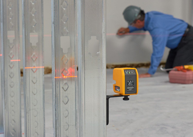 FLUKP PLS-60521N Pls 180 Tool Cross Line Laser