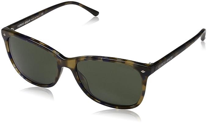 Armani Giorgio 0AR8059 541131 57 Gafas de sol, Azul (Bluette ...