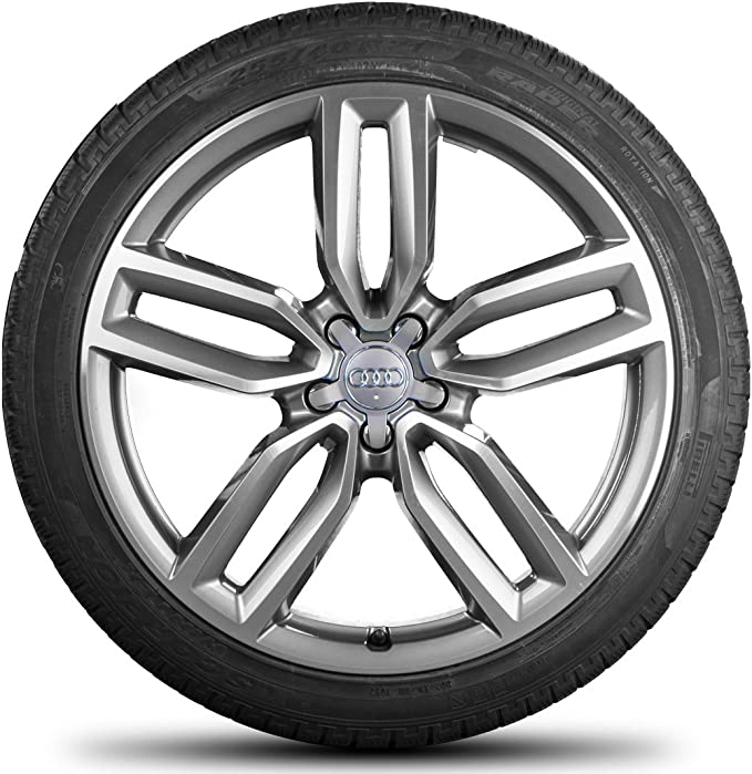 Audi Q5 SQ5 8R 21 pulgadas Llantas Llantas Neumáticos de invierno invierno ruedas S Line: Amazon.es: Coche y moto