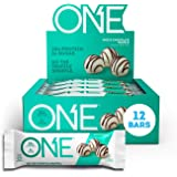 ONE Protein Bars, White Chocolate Truffle, Gluten Free Protein Bars with 20g Protein and only 1g Sugar, Guilt-Free…