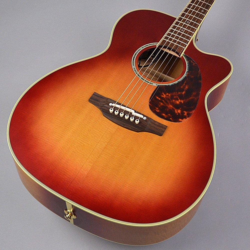 Takamine TDP75S CHS(チェリーサンバーストサテン) アコースティックギター エレアコ (タカミネ) 島村楽器 x Takamine コラボモデル B00ZW8P7GW