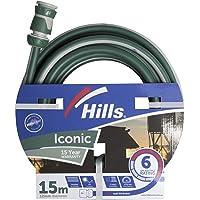 Hills 100740 Iconic 12mm Kink Resistant Garden Hose - 15m