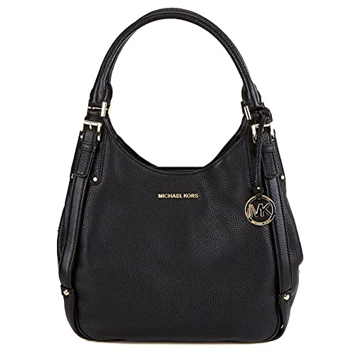 michael kors bedford large shoulder tote bag 30t3sbfe3l black rh amazon ca