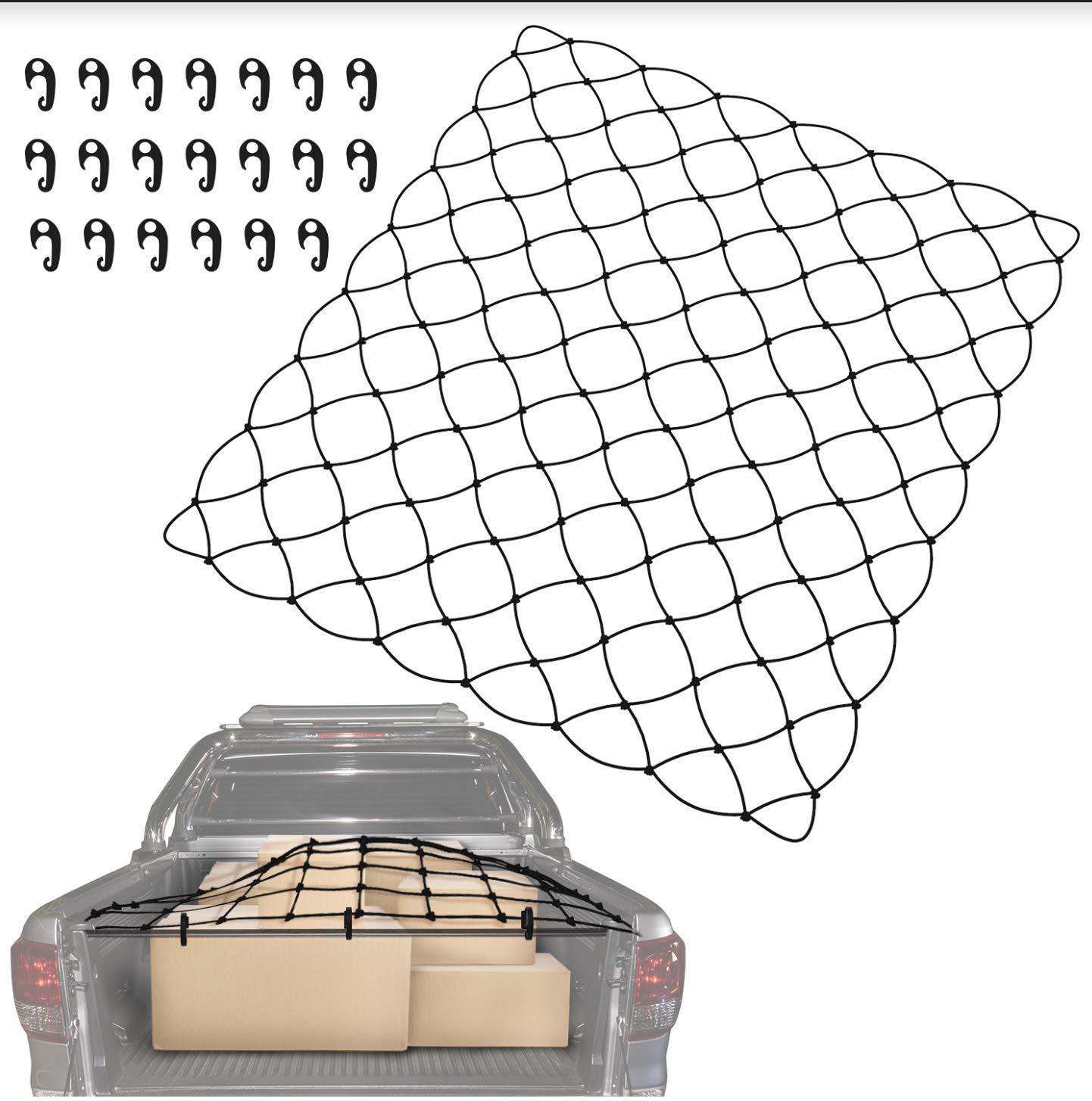Toyota Tacoma Cargo Net TacoNets 731236401643