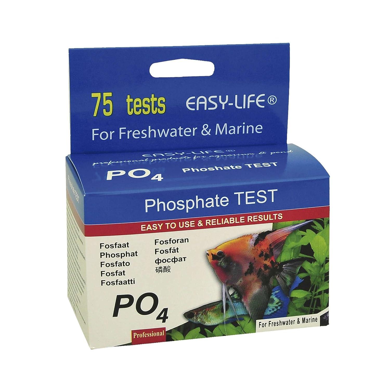 Easy Life TPF01 Test de phosphate pour aquarium d'eau douce/de mer TPH01