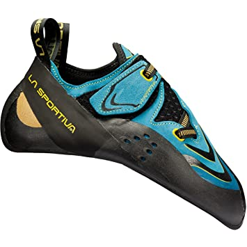 La Sportiva Solution Chaussures d'escalade, Multicolore, 37.5
