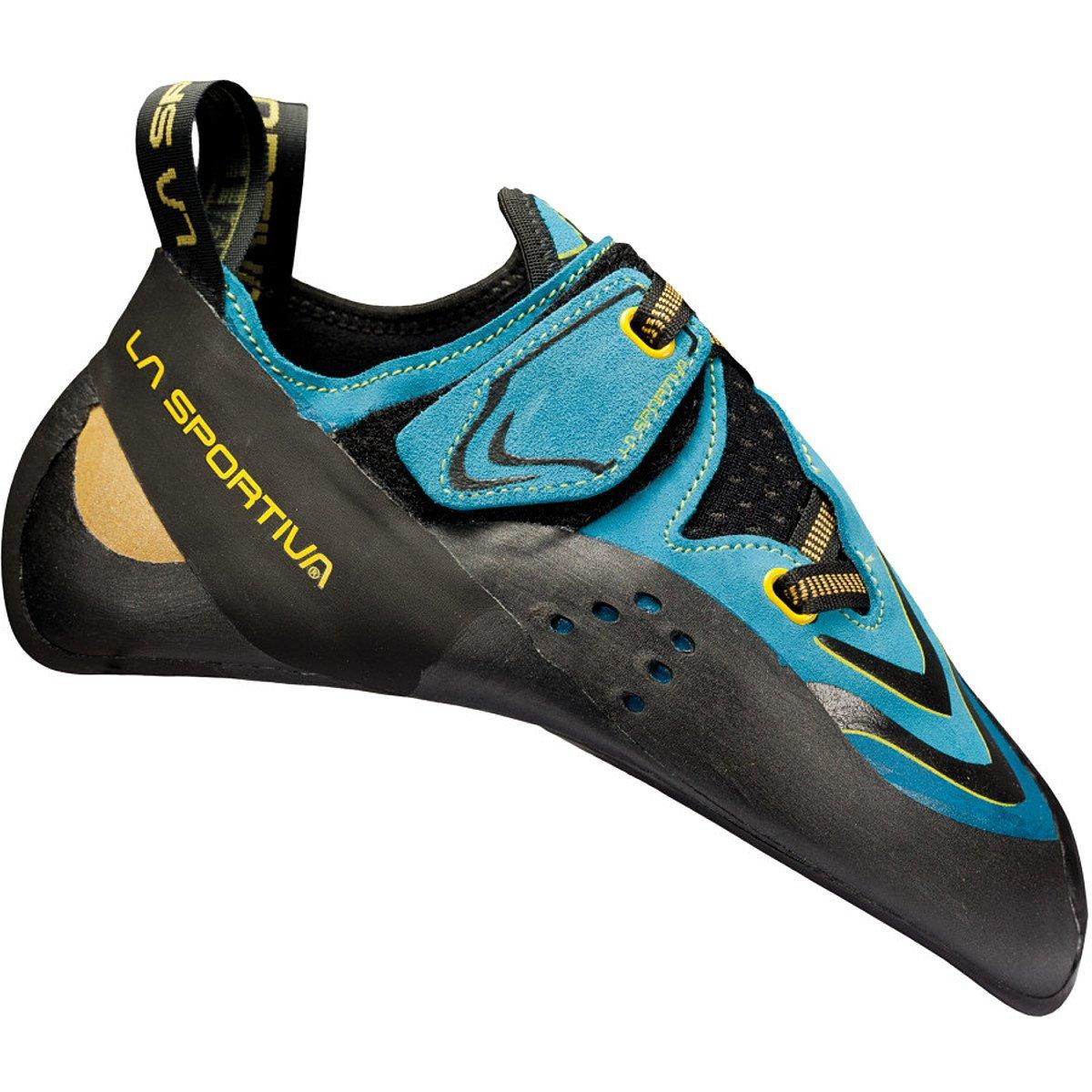 [La Sportiva] メンズ Futura Rock Climbing Shoe - Men's B005DLRJ32 40|ブルー ブルー 40