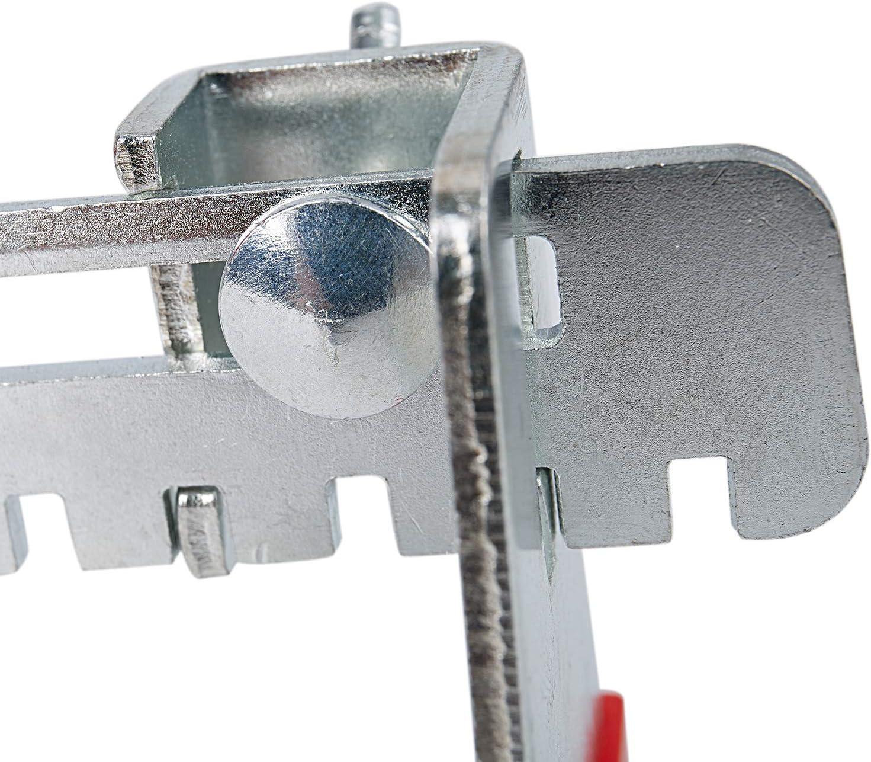 Localizzatore di piastrelle per pinze per pavimenti a mano 1pz kit di distanziatori in plastica per pavimenti a parete sistema di livellamento per pinze a pavimento