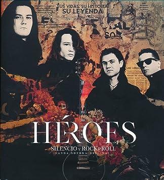 Héroes Del Silencio Silencio Y Rock Roll Héroes Del Silencio Héroes Del Silencio Amazon Es Cds Y Vinilos