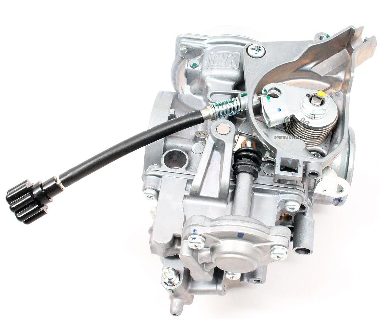 Arctic Cat 500 Atv 500cc Carburetor Carb Assembly 0470 Keihin Diagram For Pinterest 449 Automotive