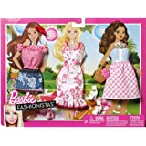 Barbie Fashionistas Day Looks Clothes Country Picnic Outfits