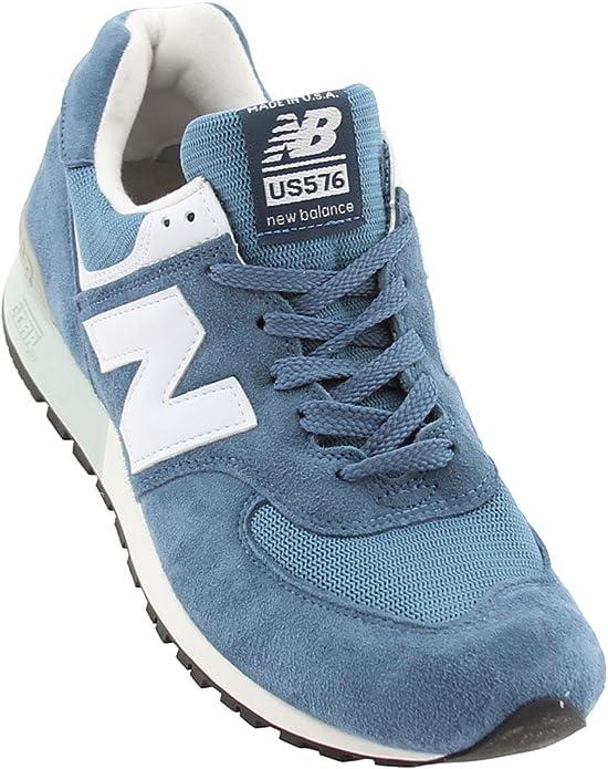 New Balance 576 Sneakers Herren Blau