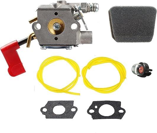 Carburetor Kit Primer bulbs For Craftsman Poulan Walbro WT-628 530071405