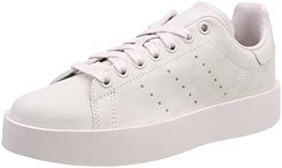 on sale 5a715 6c9e7 Amazon.com | adidas Women's Stan Smith Bold W Fitness Shoes ...