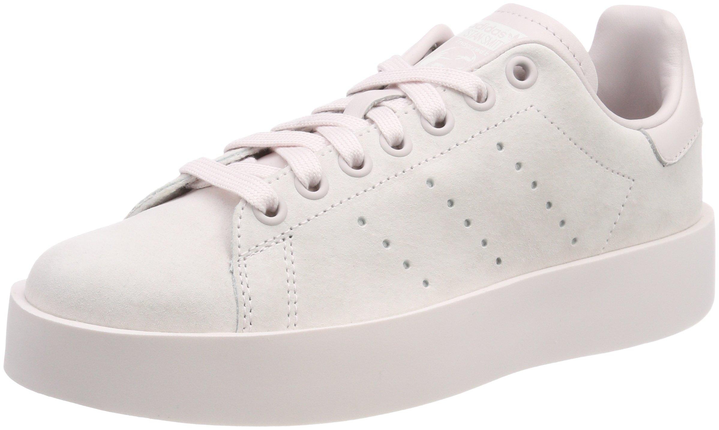 adidas Stan Smith Bold Womens Trainers Light Pink - 7 UK