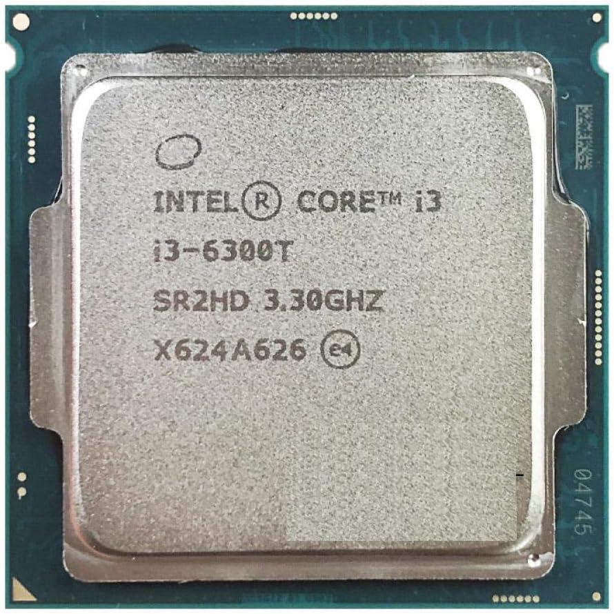 Intel Core I3-6300T I3 6300T 3.3 GHz Dual-Core Quad-Thread CPU Processor 4M 35W LGA 1151