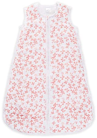 Amazon.com: aden + anais Multi-Layer Sleeping Bag - Birdsong - Blossom - 18-36m: Baby