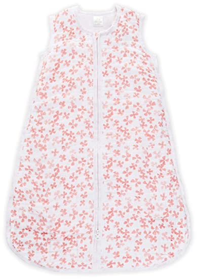 Amazon.com: aden + anais Multi-Layer Sleeping Bag - Birdsong ...