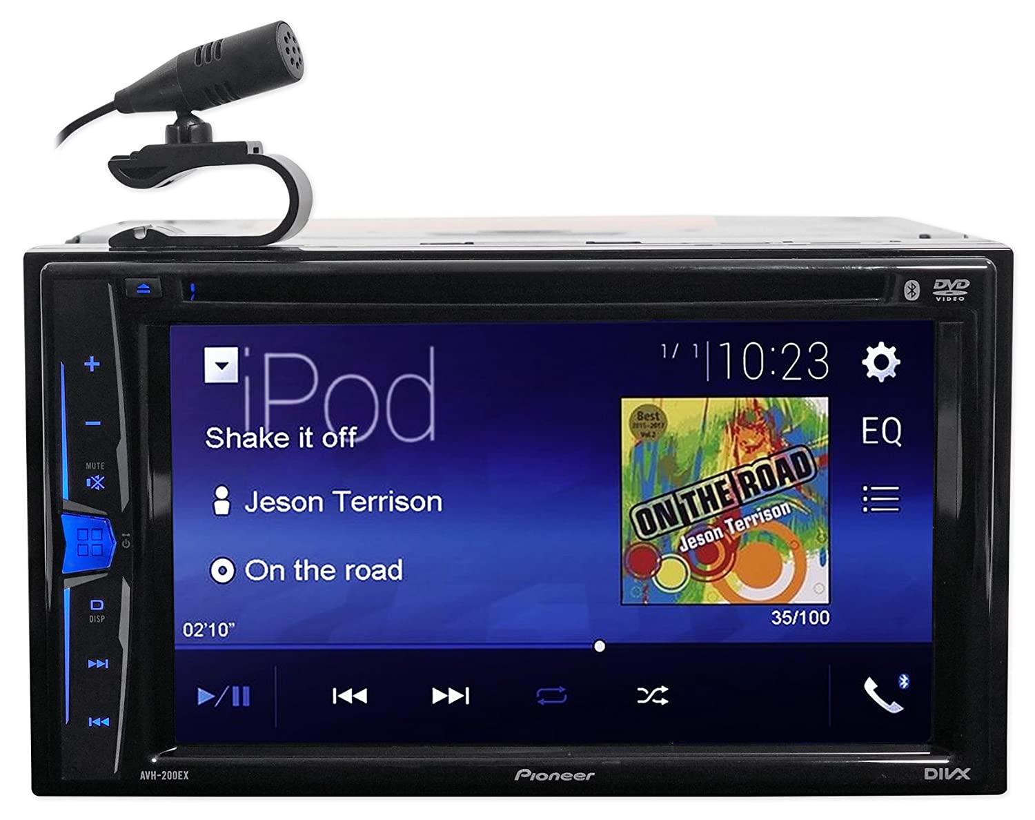 Best Double Din Head Unit In 2018 Reviews And Buyers Guide Car Audio Wiring Diagrams Boss 870dbi You Will Be Able To Play The Videos Directly From Dvds Which Are Controlled Remotely Due Presence Of An Adaptor It Is Possible For Access