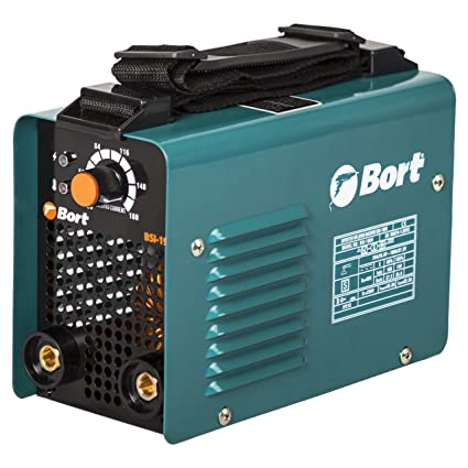 Bort BSI-190H soldador inverter. 180 A, 1,6 - 4 mm