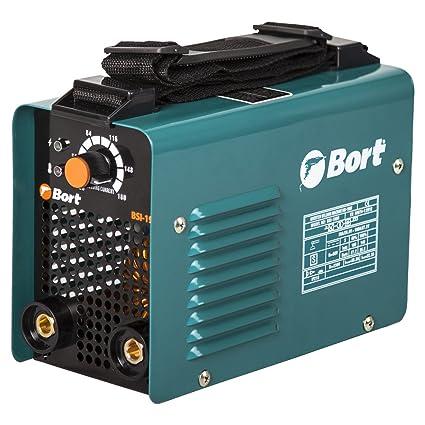 Bort BSI-190H soldador inverter. 180 A, 1,6 - 4 mm
