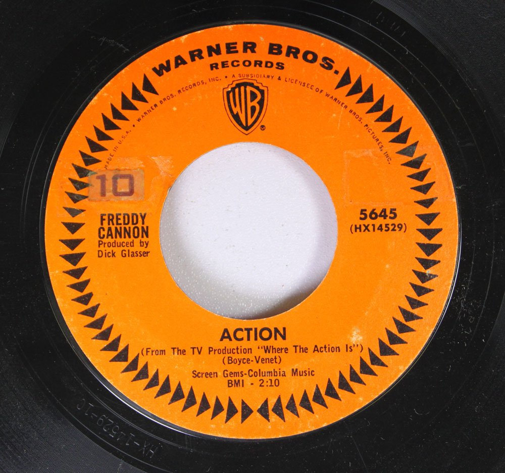 Freddy Cannon Freddy Cannons Greatest Hits Amazoncom Music