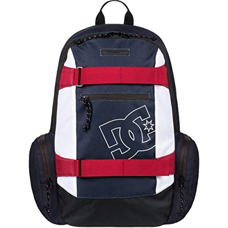 DC Men's The Breed Skateboard Backpack, Black 1SZ EDYBP03170