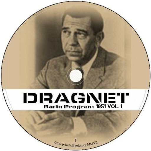 Dragnet Old Time Radio 1951 Vol.I FREE