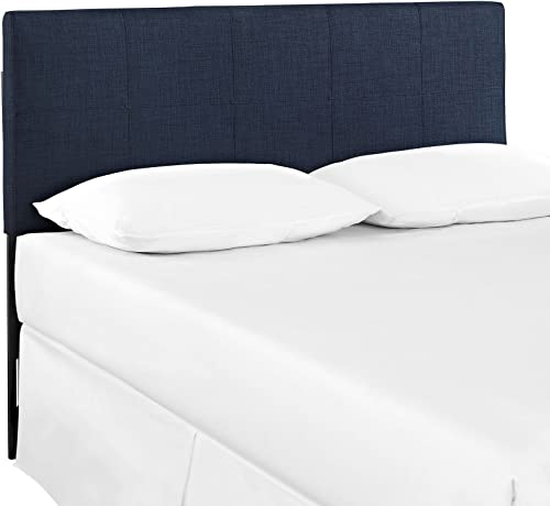 Modway Oliver Linen Fabric Upholstered Queen Headboard