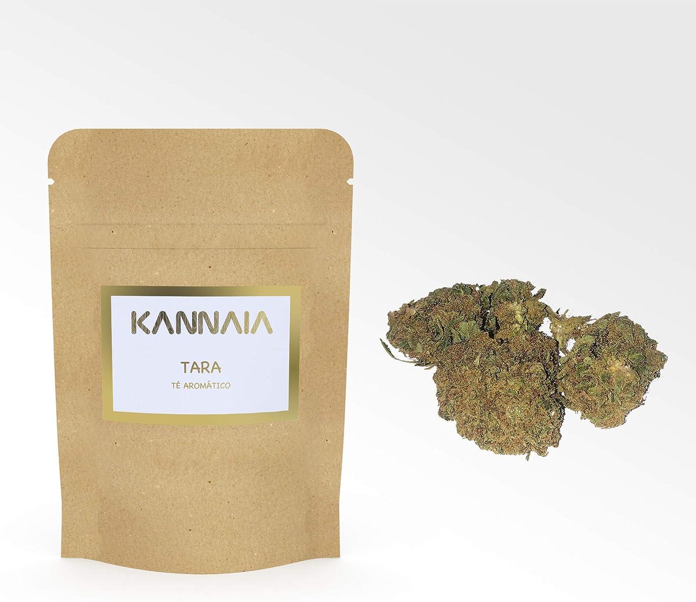 KANNAIA Té aromático TARA 10% etiqueta ORO 2 g, cultivo INTERIOR, embalaje anónimo