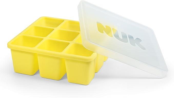 NUK 10255257 - Molde para congelar comida de bebé (9 porciones de ...