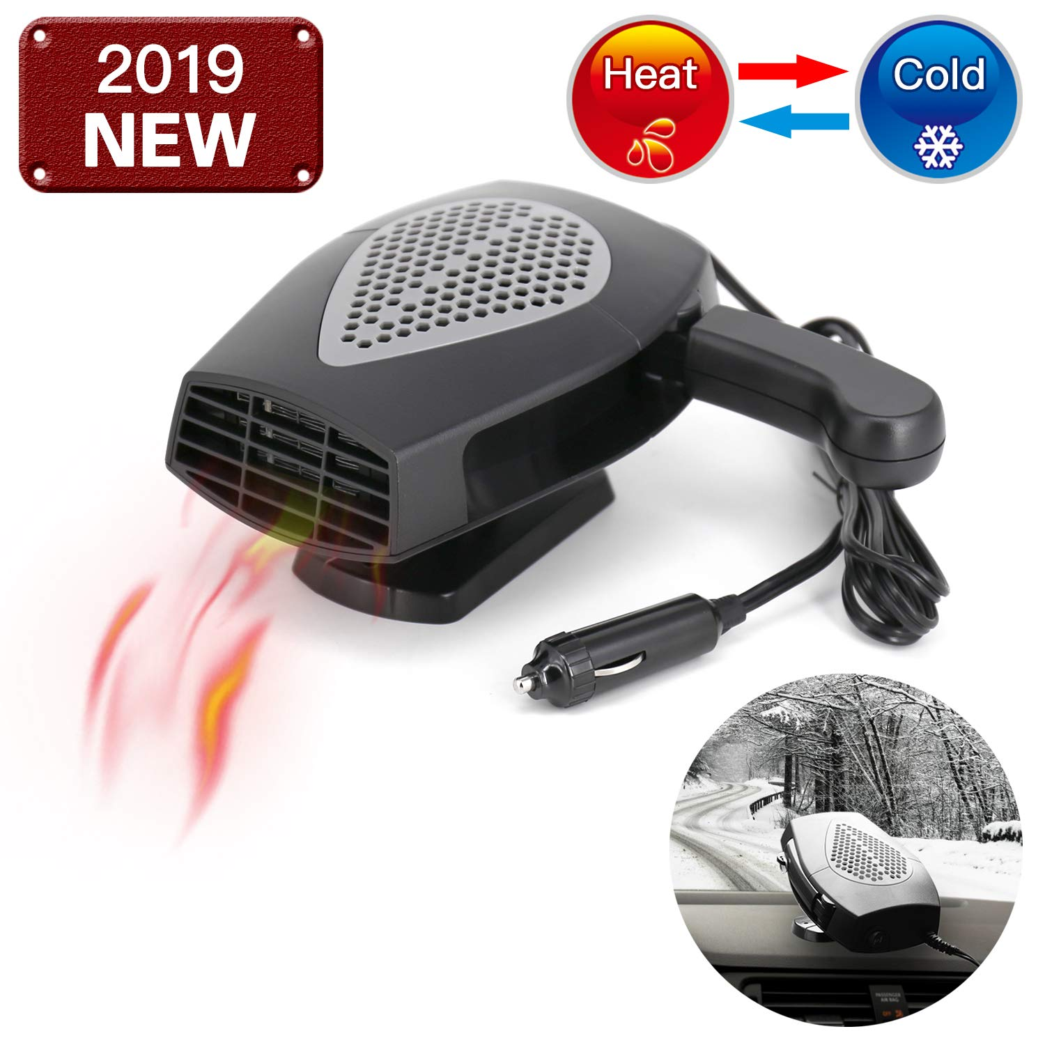 12V Portable Car Heater or Fan