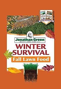 Jonathan Green & Sons Inc (12414) Winter Survival Fall Fertilizer, 45 Pound
