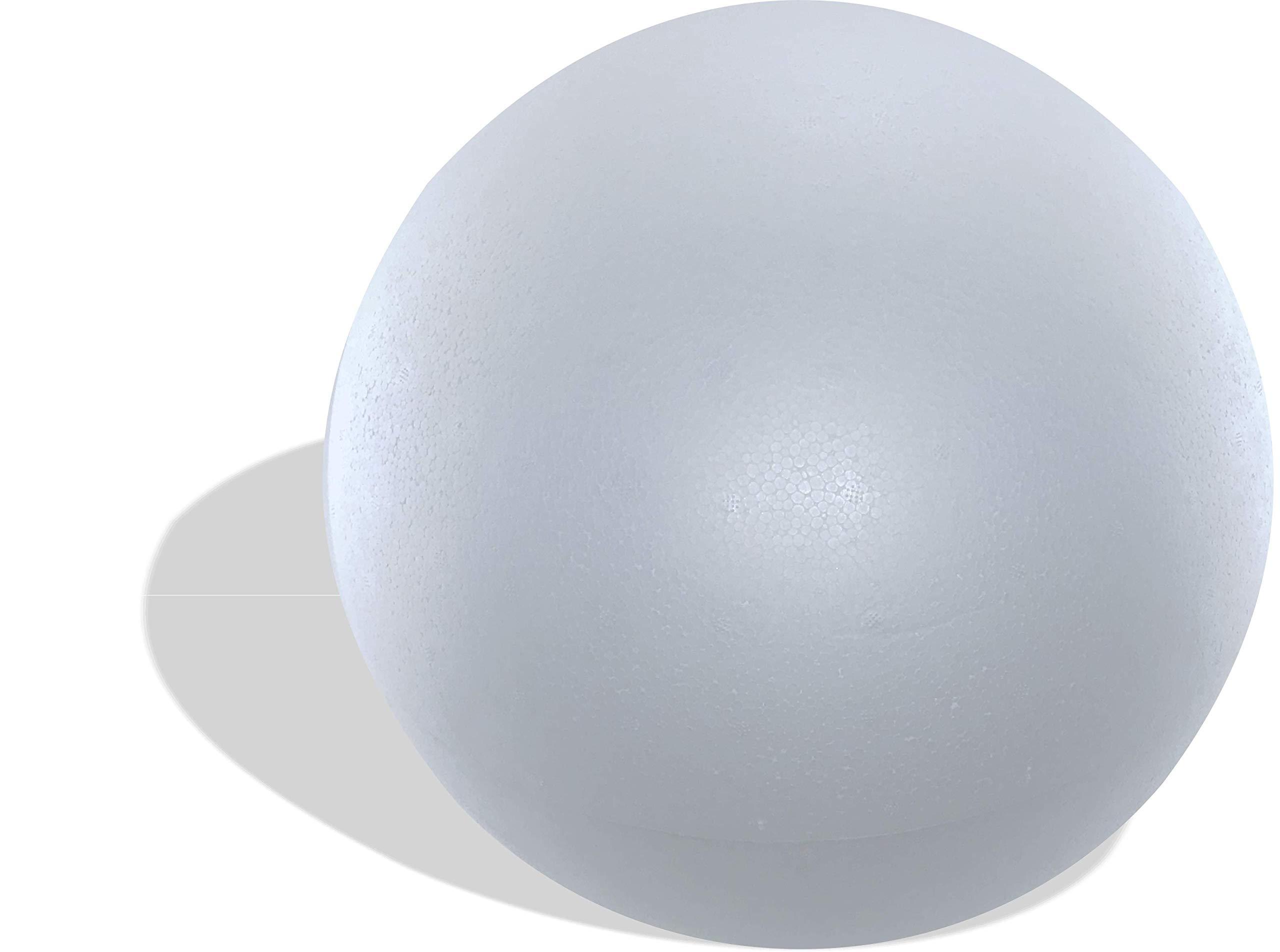 15'' Plasteel Brand Smoothfoam Ball Hollow 2 Halves