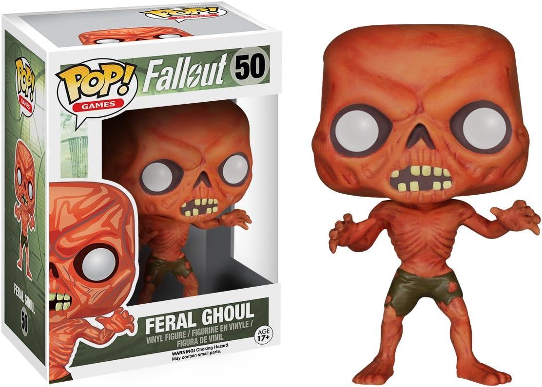 Feral Ghoul Fallout #50 Pop Vinyl