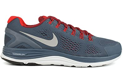 e5ee7836c42b Nike Lunarglide + 4 Mens Running Shoe (524977-402)  Amazon.co.uk ...